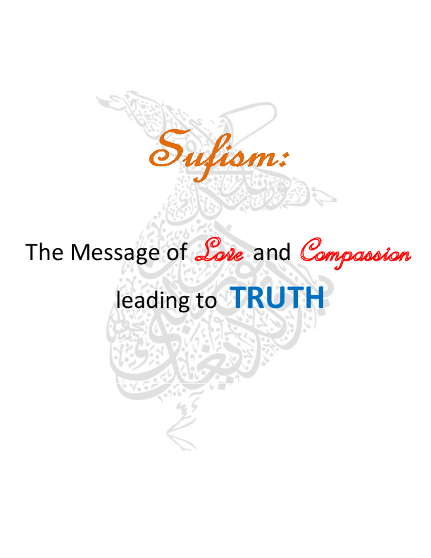 PDF) Sufism: The Message of LOVE and COMPASSION, Leading to