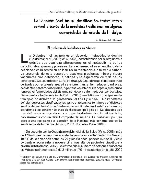 diabetes mellitus signos y síntomas pdf fusión