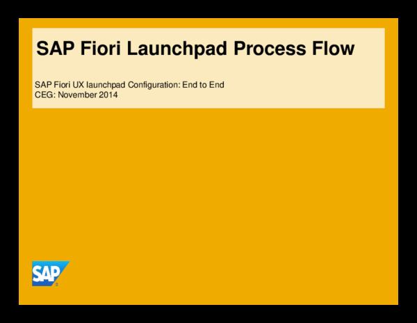 PDF) SAP Fiori   Denis Alexandrovich - Academia edu