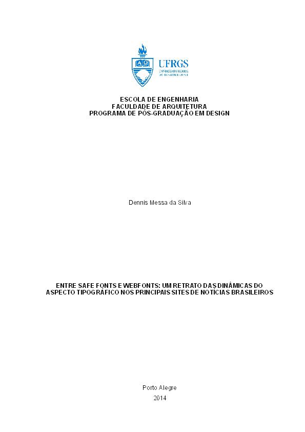64fd80d83 PDF) ENTRE SAFE FONTS E WEBFONTS  UM RETRATO DAS DINÂMICAS DO ...