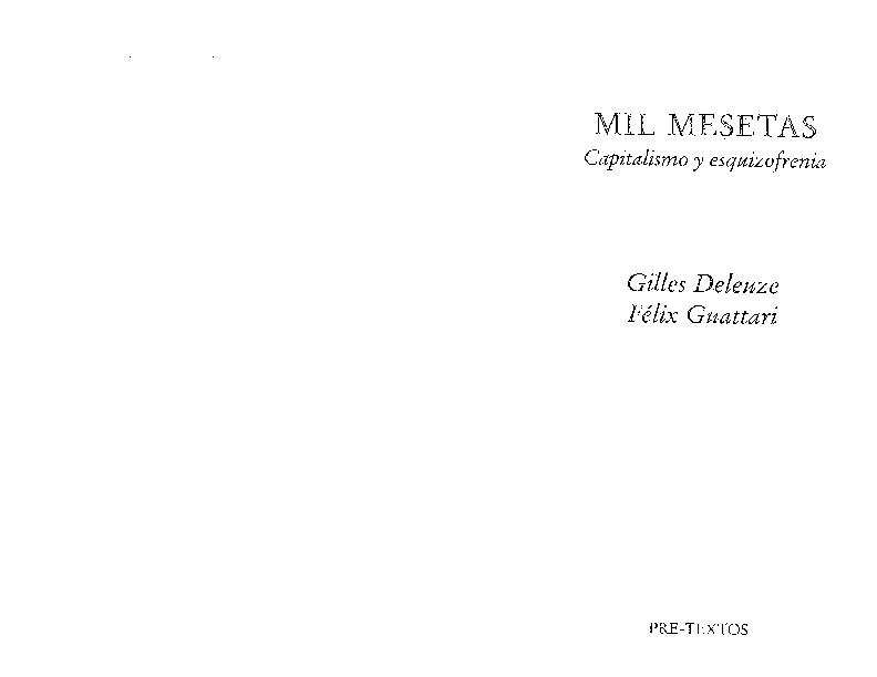 dd8b10589e3 PDF) Mil-mesetas-capitalismo-y-esquizofrenia-deleuze-y-guattari ...
