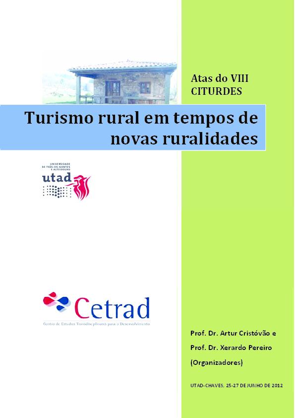 887e1743d PDF) Turismo Rural em Tempos de Novas Ruralidades | Felipe Lima and ...