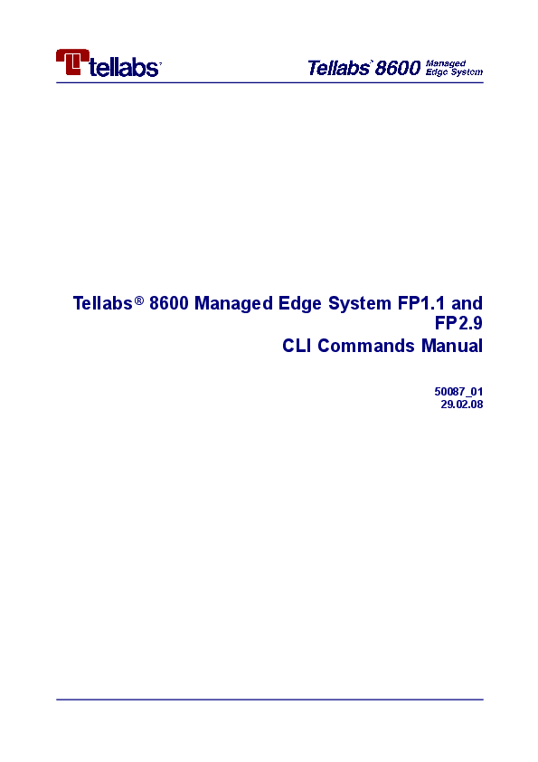 PDF) Tellabs+8660+cli+commands+manual | Nazúl Ramirez - Academia edu