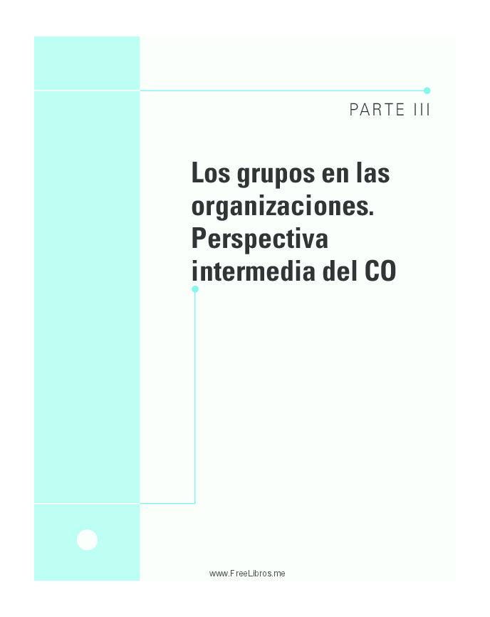 Pdf Comportamiento Organiacional Chiavenato 2da Parte