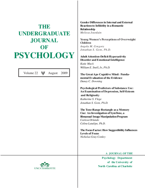PDF) The Great Ape Cognitive Mind: A Fundamental Evaluation of the