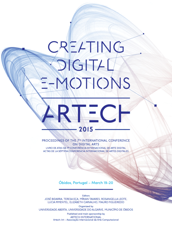 Pdf Artech 2015 Proceedings Of The 7th International