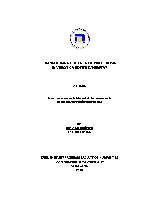 Medos pdf roth quatro veronica