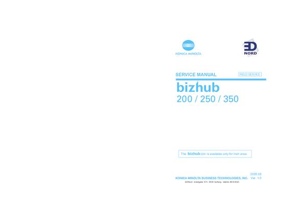 bizhub 200 manual