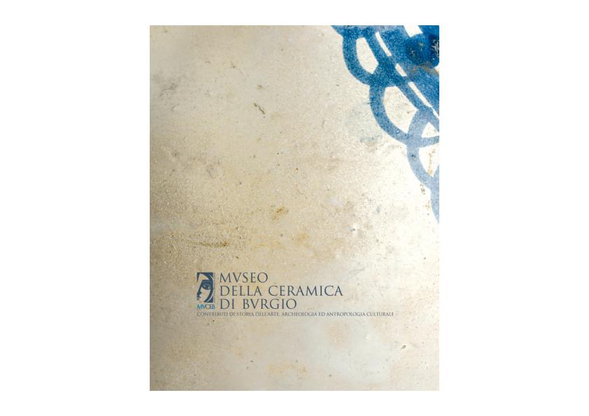 FORMELLA IN CERAMICA DI CALTAGIRONE RAFFIGURANTE FIORI 12 X 9 CM