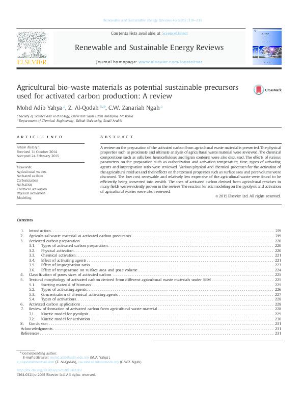 PDF) Agricultural bio
