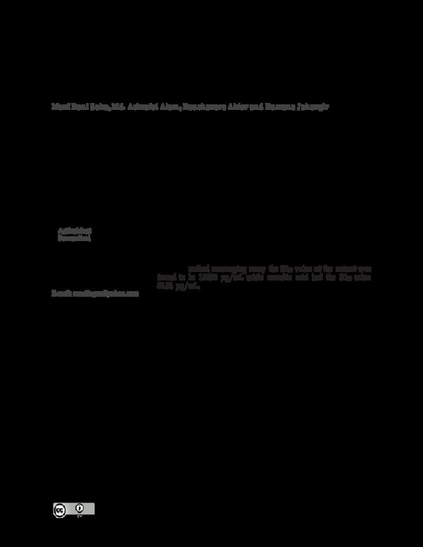 literature review of ixora coccinea