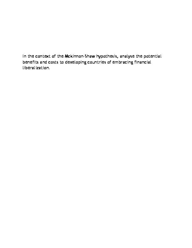 mckinnon shaw