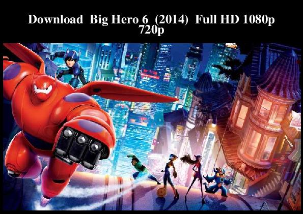 Big Hero 6 Stream Deutsch