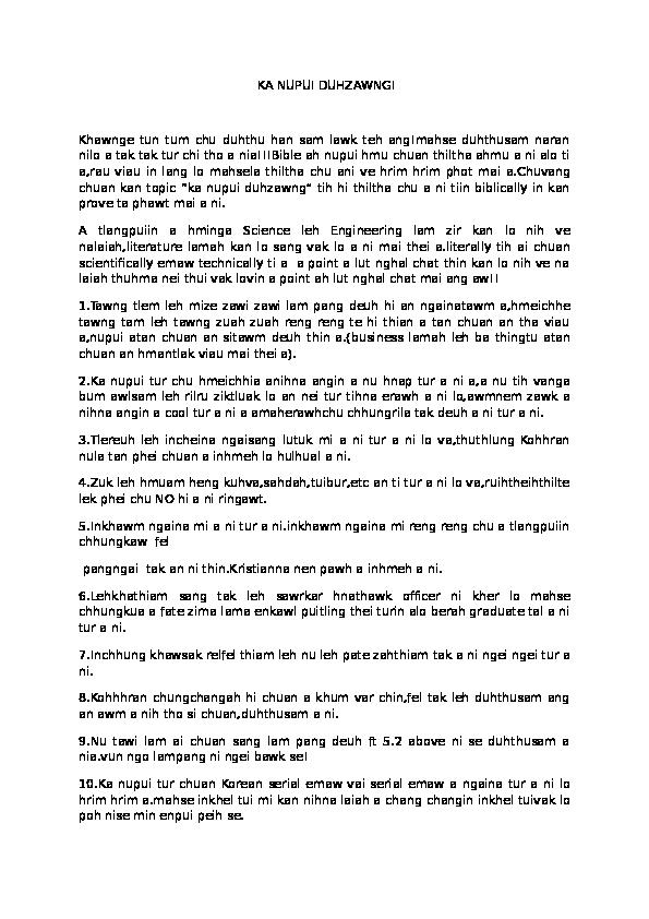 DOC) Ka nupui duhzawng | Lelen Lhouvum - Academia edu