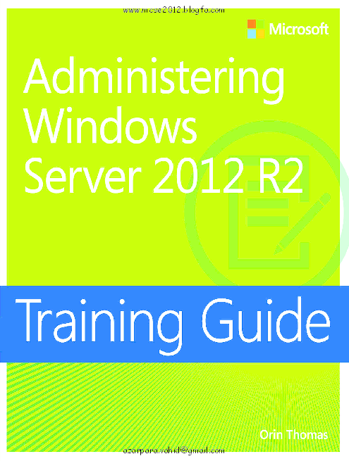 windows server 2012 r2 pdf free download