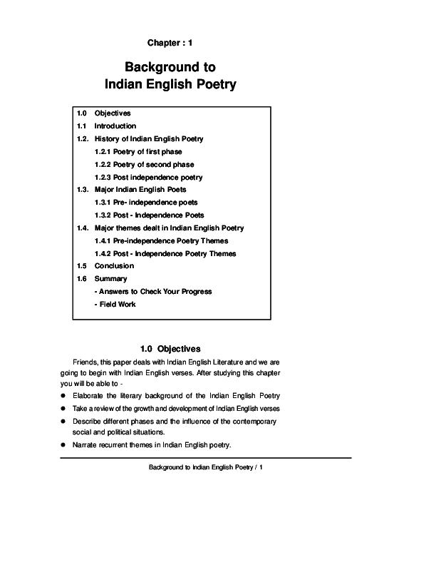 Chapter 1 Bal Raj Academia