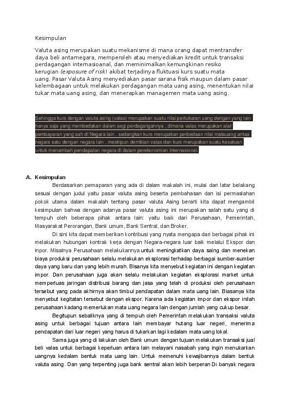 Doc A Kesimpulan Dogil Albanjari Academia Edu