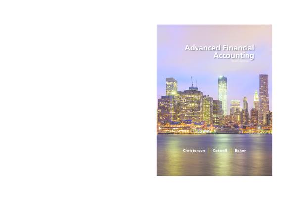 PDF) Advanced Financial Accounting | Jen Ng - Academia edu