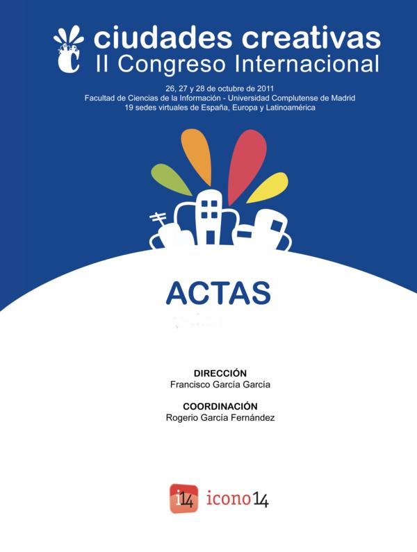 ACTAS II CONGRESO INTERNACIONAL DE CIUDADES CREATIVAS  29a2e4dbe00