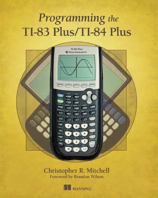 PDF) Programming the TI-83 Plus/TI-84 Plus | Tim Smith