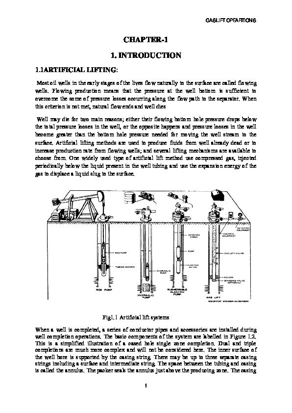 PDF) gas lift operations   Vangala Srimannarayana - Academia edu