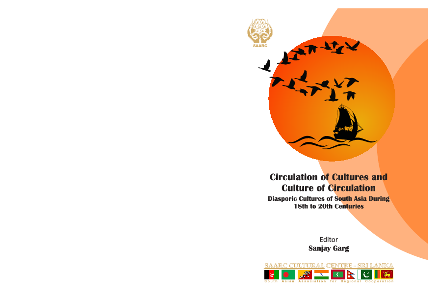 PDF) Circulation of Cultures and Culture of Circulation: Diasporic