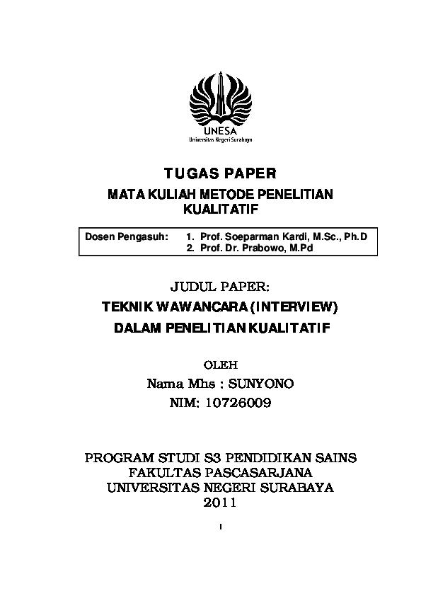 Pdf Tugas Paper Pia Gemini Academia Edu