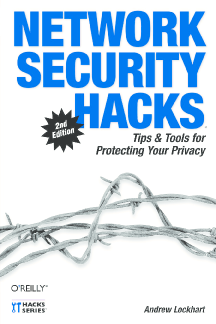PDF) Network Security Hacks (Tips & Tools for Protecting