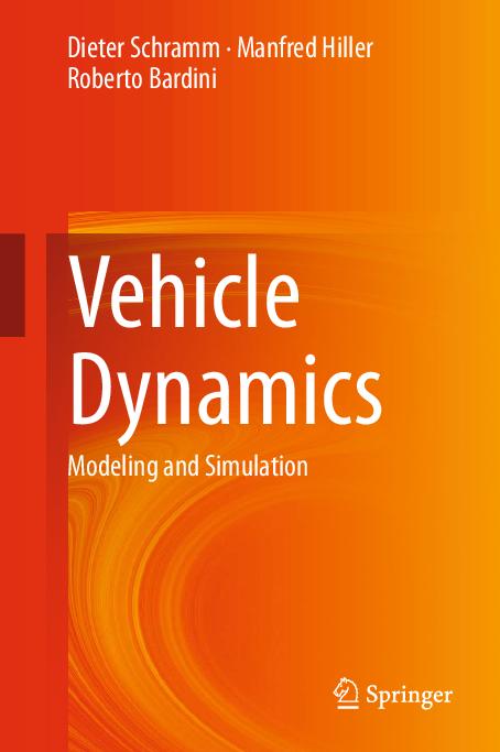 Vehicle Dynamics Modeling and Simulation | Manuel Romero - Academia edu