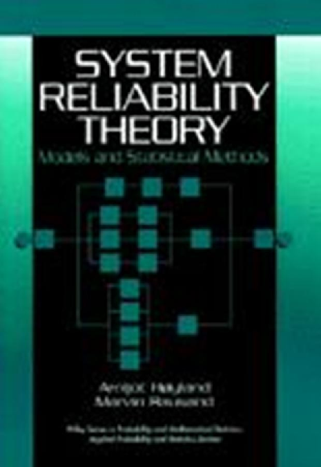 System Reliability Theory Models And Statistical Methods Stavros