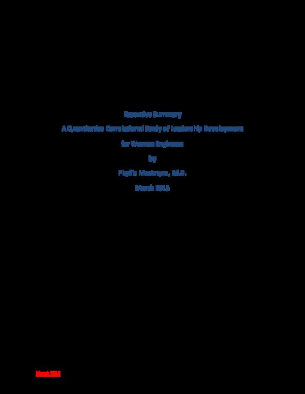 Women and leadership pdf free download free