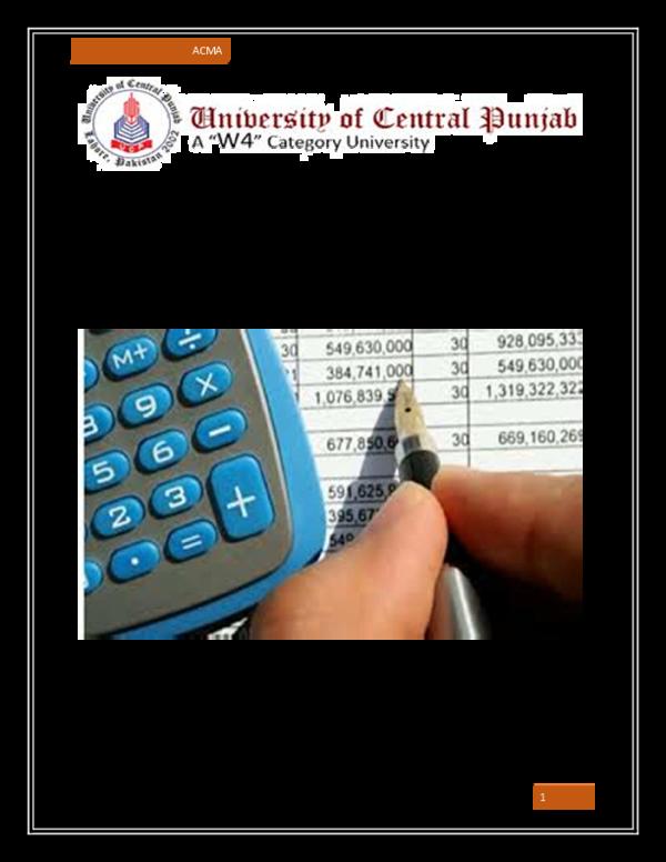 PDF) ABC costing System | umair mohsin - Academia edu
