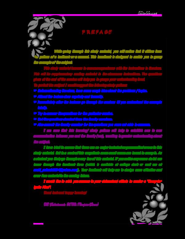 PDF) Data Structure for Professions | Sachidananda Patnaik