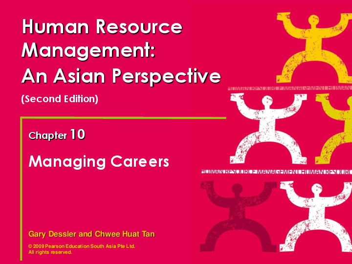 Human Resource Management By Gary Dessler 10th Edition Pdf