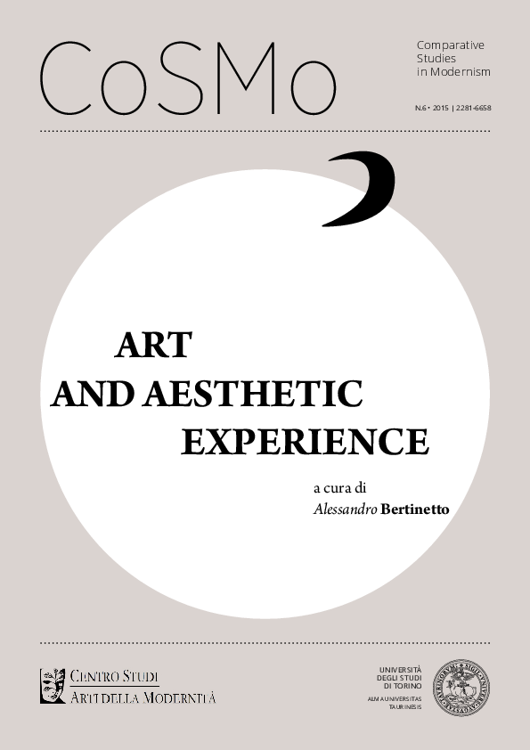 Pdf Art And Aesthetic Experience Alessandro Bertinetto Jerrold