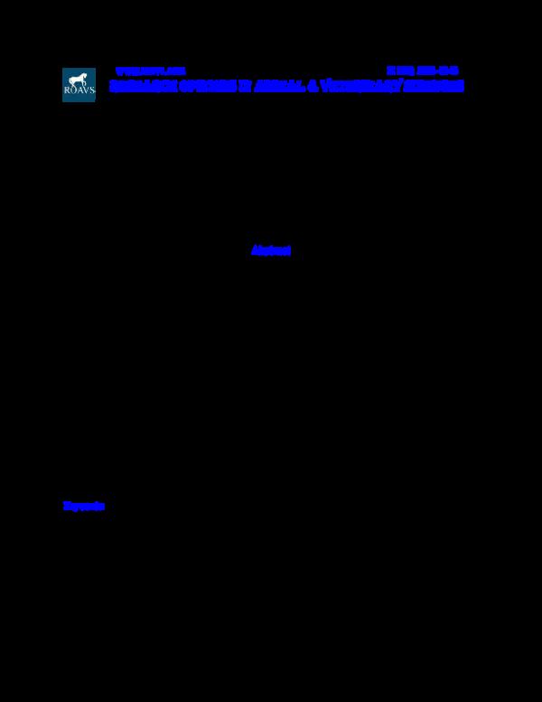 PDF) Escherichia coli, an economically important avian