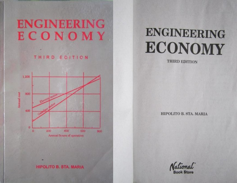 Engineering Economy Book Pdf