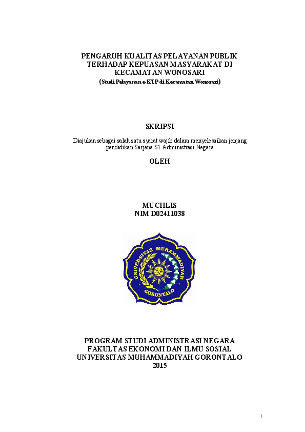 Contoh Skripsi Administrasi Negara Kuantitatif Contoh Soal Dan Materi Pelajaran 2