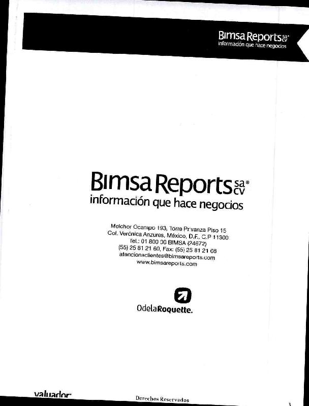 catalogo bimsa gratis