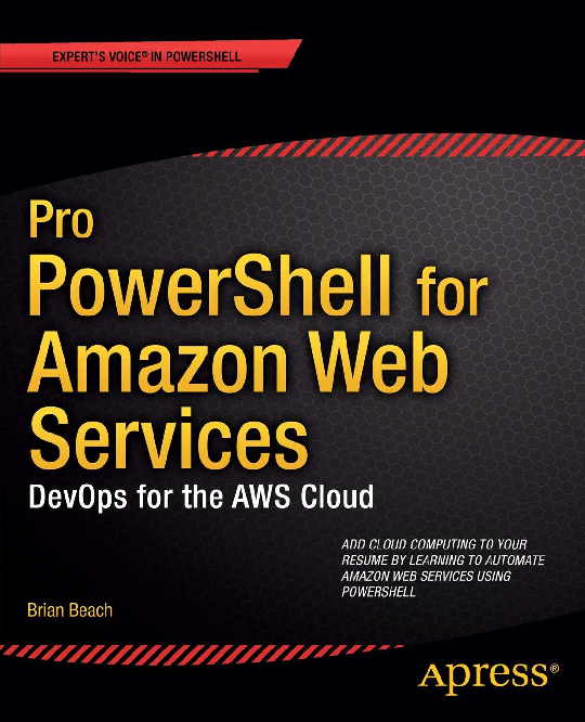 PDF) Pro Power Shell for Amazon Web Services - Dev Ops for