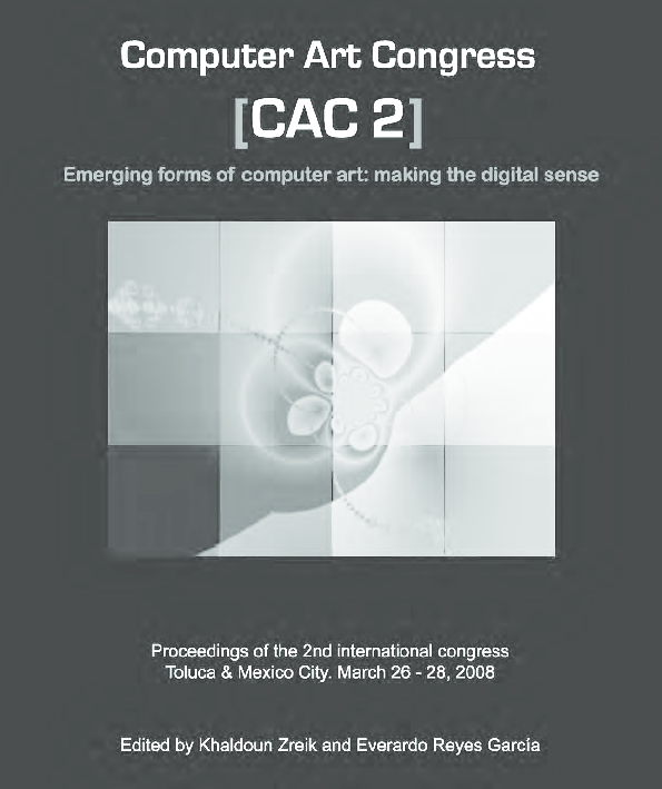 PDF) 2008 - Computer Art Congress 2  Proceedings of the 2nd