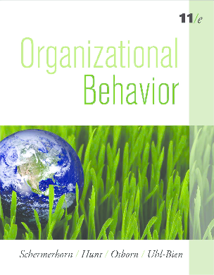 PDF) ORGANIZATIONAL BEHAVIOR 11TH ED | Acissej Onallera