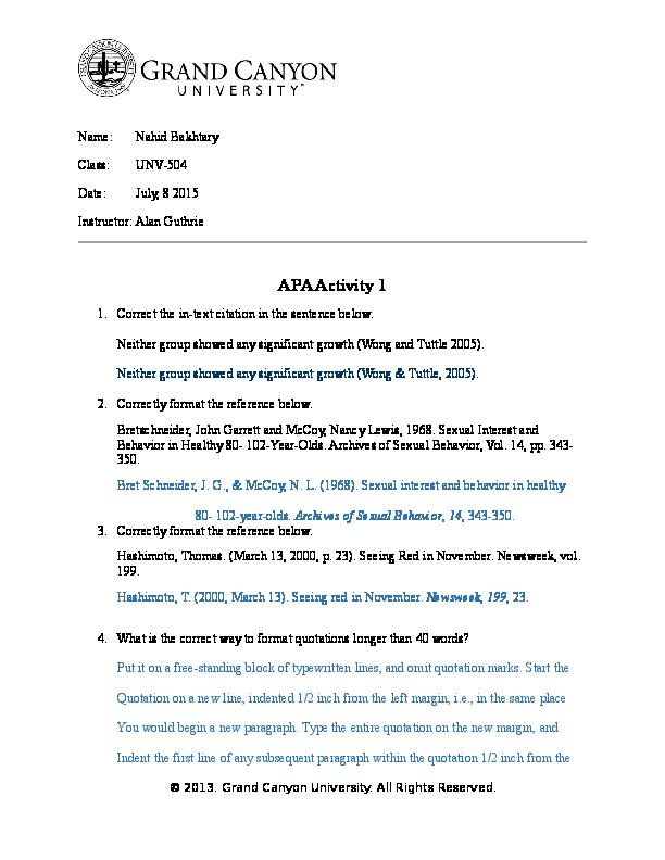DOC) APAActivites | nahid bakhtary - Academia edu