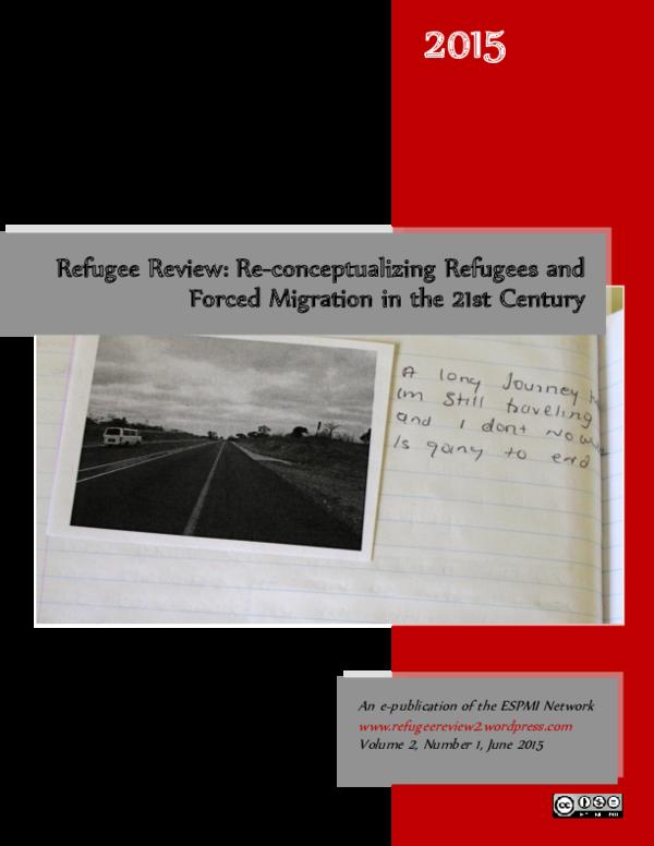 Pdf How To Re Conceptualize The Right To Asylum In The Lethal Sea Crossing Age Chiara Denaro Academia Edu