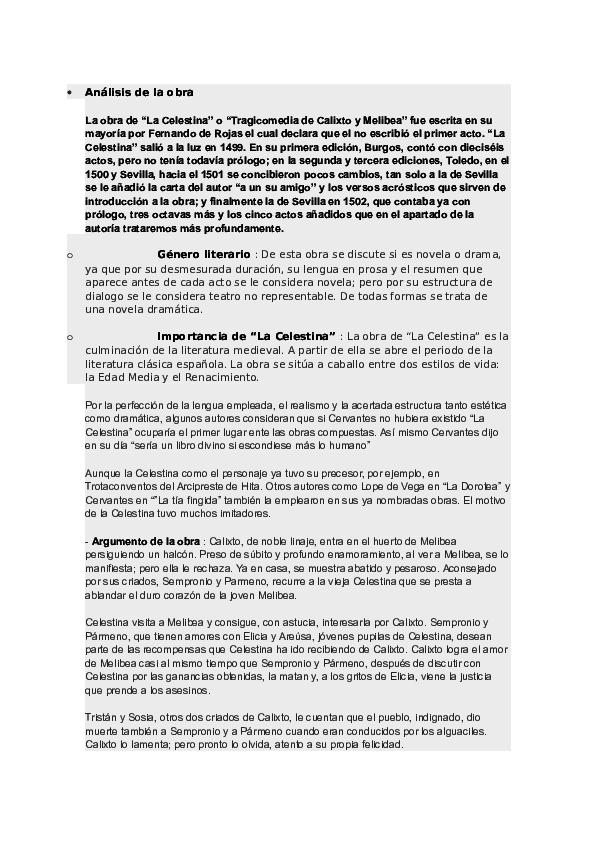 Doc Bullet Análisis De La Obra William Muñoz Castro