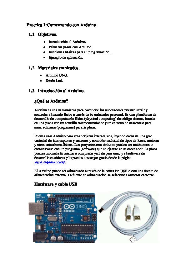 Pdf Arduino Programacion Eduardo Toala Academia Edu