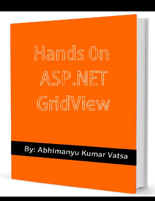 PDF) Hands on ASP NET Grid View | ekrem tapan - Academia edu