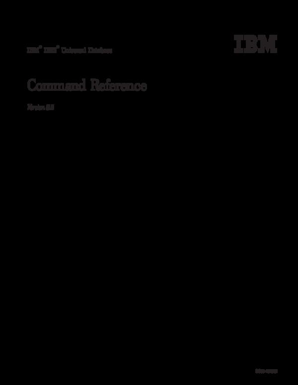 PDF) DB2 | Nata Nata - Academia edu