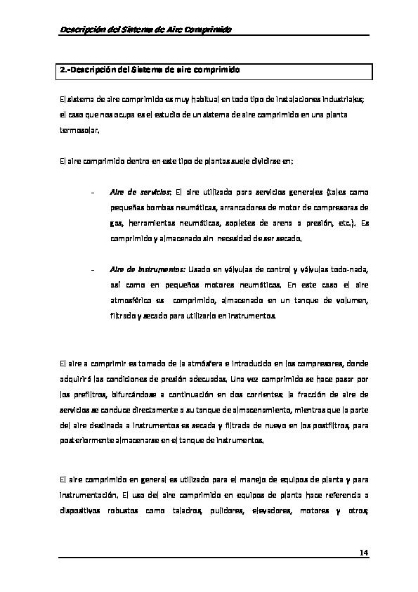 Sistema de aire comprimido pdf
