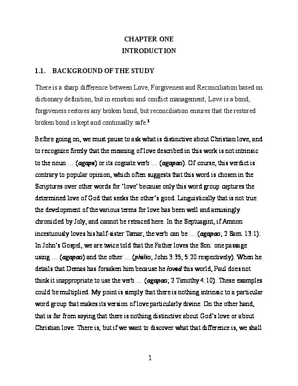 Dispute Resolution Awoyele Felix Academia